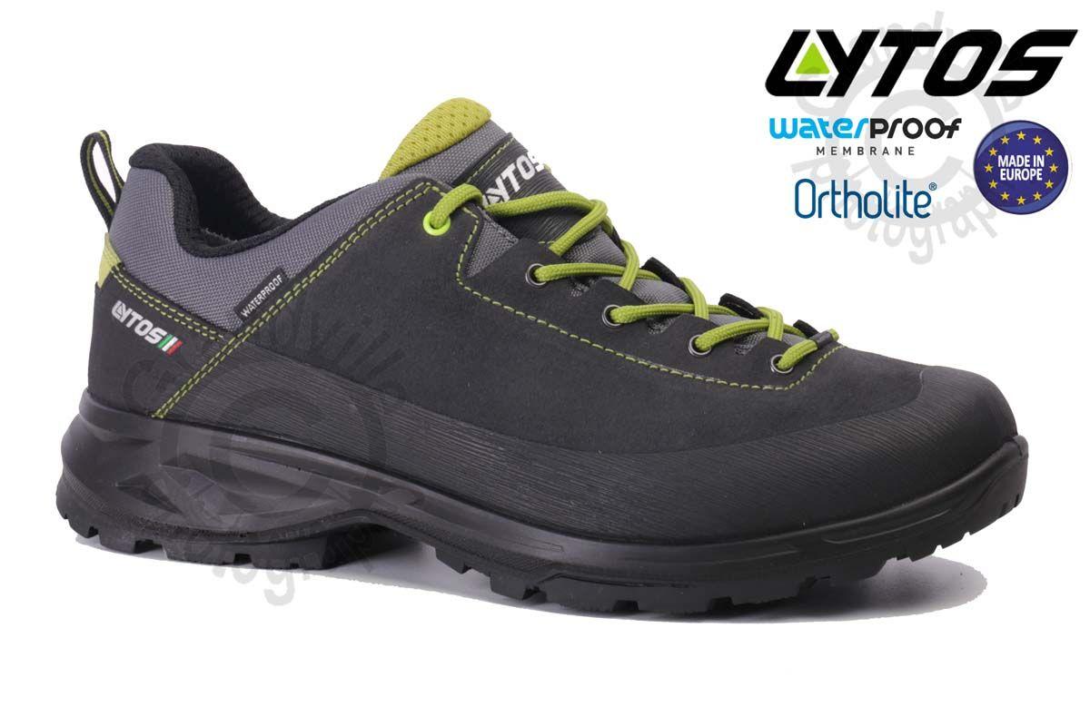 Lytos Hybrid 53 shark / lime Waterproof