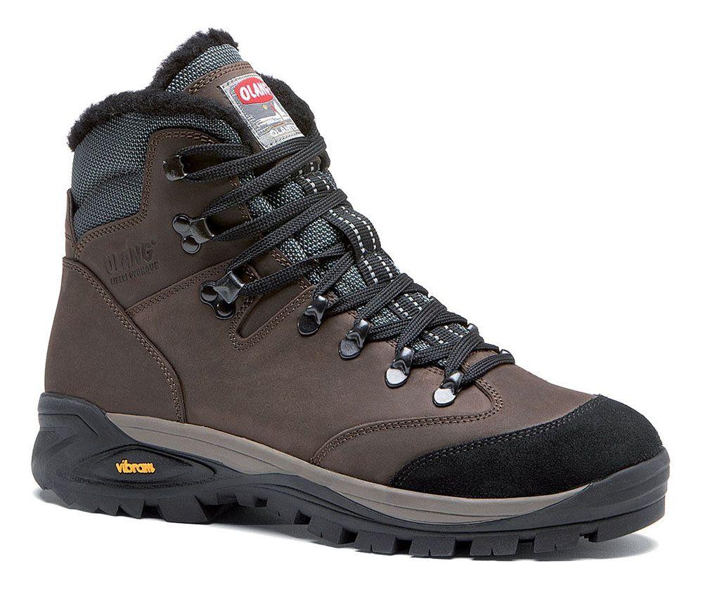 Olang Brennero Wintherm Caffe zimní treková zateplená obuv